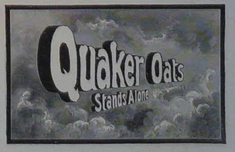 1896 Quaker Oats Advert